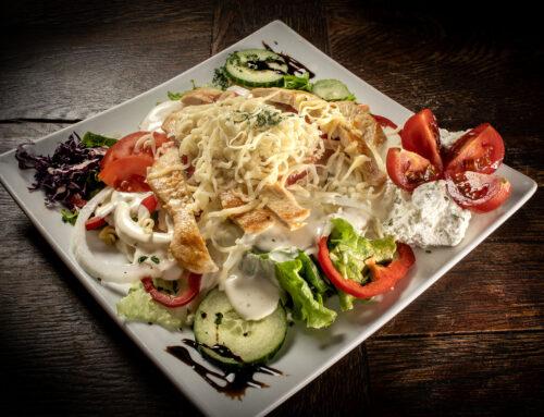 Novo – svježa salata La Rosa!